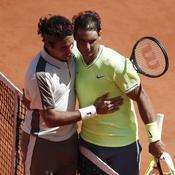 Roland-Garros : Nadal a surclassé Federer