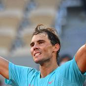 Nadal au rendez-vous d'une 13e finale à Roland-Garros