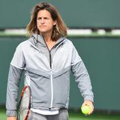 Roland-Garros: la programmation des demi-finales dames, une «honte» pour Mauresmo