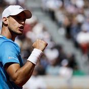 Trop fort pour Khachanov, Thiem à nouveau en demi-finales de Roland-Garros