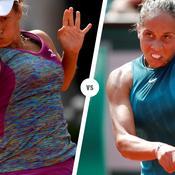 Roland-Garros : le score de Putintseva-Keys en direct