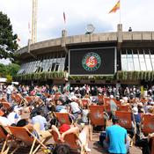Roland-Garros : les travaux (encore) interrompus