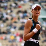 Roland-Garros : Mladenovic ne se rate pas