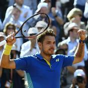 Wawrinka fait chuter Murray pour rêver d'un 2e titre à Roland-Garros