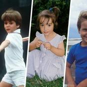 Roland-Garros: quelles stars du circuit se cachent derrière ces enfants ?