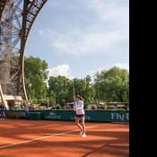 Roland-Garros s'invite sous la Tour Eiffel
