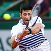 Novak Djokovic - AFP PHOTO-Eric FEFERBERG