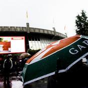 Roland-Garros : Une journée à l'eau