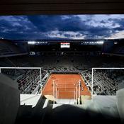 Roland-Garros : un report du tournoi de «quelques jours» est à l'étude