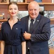 Roland-Garros : une hôtesse s'appelle... Suzanne Lenglen