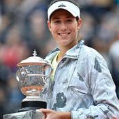 Muguruza nouvelle reine de Roland-Garros