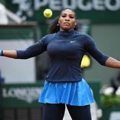 Bousculée, Serena Williams verra bien les demies