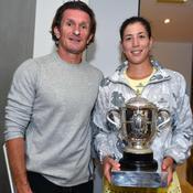 Sam Sumyk, entraîneur de Muguruza : «Garbine a des ressources mentales extraordinaires»