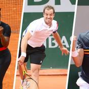 Serena, Gasquet, Benneteau : 5 raisons de suivre Roland-Garros ce jeudi