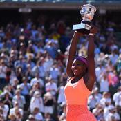 Serena : «Le Grand Chelem le plus difficile à remporter de ma carrière»