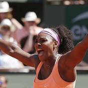 Serena Williams a encore eu le dernier mot