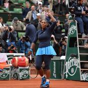 Serena Williams :  «J'ai dû puiser dans mes réserves»