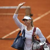 Sharapova : «Elle a été plus constante que moi»
