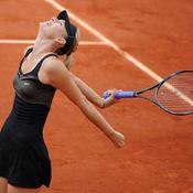 Sharapova est à l'heure