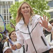 Sharapova : «Je cherche toujours de nouveaux défis»