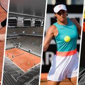 Stade vide ou presque, toit, le choc Wawrinka-Murray: 5 raisons de suivre la première journée de Roland-Garros