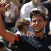 Thiem, finaliste de Roland-Garros : «J'ai fait un pas de plus aujourd'hui»