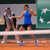 Trottinette, Federer, Henin… Qui est Diane Perry, victorieuse d'un match à 16 ans