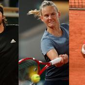 Tsistipas, Ferro, Djokovic : ce qu'il faut retenir de la journée à Roland-Garros