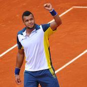 Jo-Wilfried Tsonga Roland-Garros
