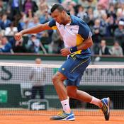 Tsonga, royal demi-finaliste