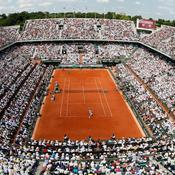 Un ancien joueur français soupçonné de vol à Roland-Garros