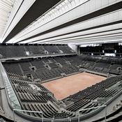 Roland-Garros : une jauge réduite à 5000 spectateurs au lieu de 11.500