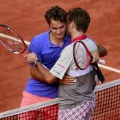 Wawrinka étrangle la légende Federer