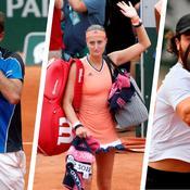 Wawrinka, Mladenovic, Trungelliti : résumé de la deuxième journée de Roland-Garros