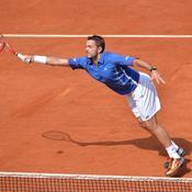 Roland-Garros Stanislas Wawrinka