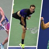 Cornet, Medevev, Kenin : ce qu'il faut retenir de la nuit à l'US Open