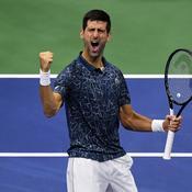 Djokovic : « Del Potro, c'est un gentil géant »