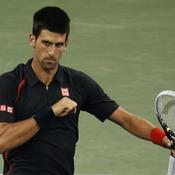 Djokovic poursuit son festival