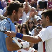 Enfin un vrai test pour Djokovic