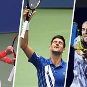 Garcia, Djokovic, Mannarino : ce qu'il faut retenir de la nuit à l'US Open