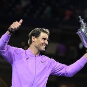 L'inoxydable Nadal sur les talons de Federer