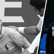 US Open : Le monde du tennis sous le choc après la disqualification de Djokovic