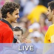 LIVE Federer-Djokovic