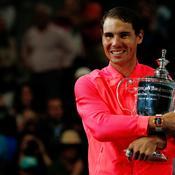 Nadal : «L'une des meilleures saisons de ma carrière»
