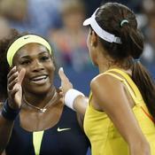Serena Williams et Ana Ivanovic
