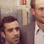 Ben Mauguin, un cordeur français au top du tennis mondial