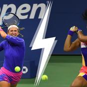 US Open : Azarenka-Osaka, une finale qui promet de faire des étincelles