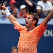 US Open : Wawrinka s'impose face au jeune Français Humbert
