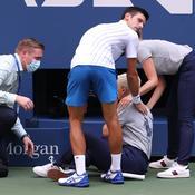 US Open : la disqualification de Novak Djokovic était-elle vraiment justifiée?