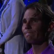 US Open : Nadal submergé par l'émotion après son 19e titre en grand chelem